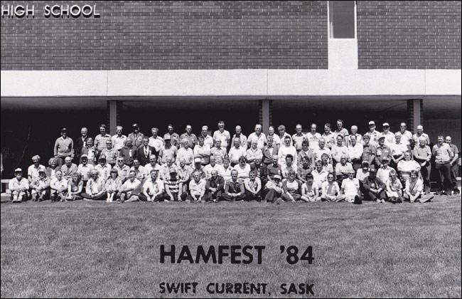 1984 HAMFEST